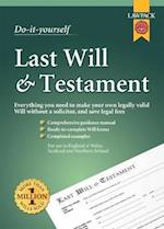 Last Will & Testament Kit