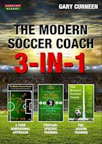 The Modern Soccer Coach: 3-In-1