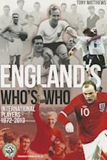 England's Who's Who af Tony Matthews