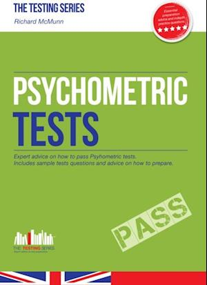 How To Pass Psychometric Tests af Richard Mcmunn