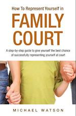 How To Represent Yourself in Family Court (How2become)