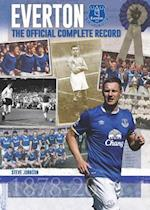 Everton: The Official Complete Record af Steve Johnson