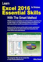 Learn Excel 2016 Essential Skills with The Smart Method