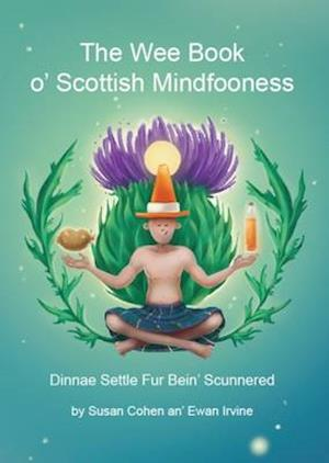 Bog, paperback The Wee Book O'Scottish Mindfooness af S. Cohen