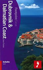Dubrovnik & Dalmatian Coast, Footprint Focus* (1st ed. Mar. 13) af Jane Foster