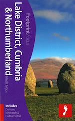Lake District, Cumbria & Northumberland : Includes Durham, Newcastle & Hadrians Wall, Footprint Focus (1st ed. Apr. 13)