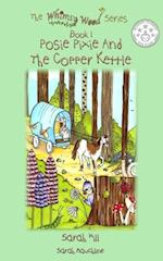 Posie Pixie and the Copper Kettle af Sarah Hill