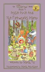 Posie Pixie and the Fireworks Party - Book 4 in the Whimsy Wood Series
