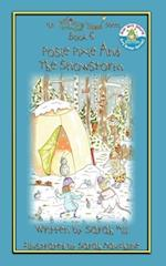 Posie Pixie and the Snowstorm - Book 6 in the Whimsy Wood Series af Sarah Hill