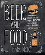 Beer and Food af Mark Dredge