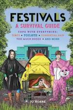 Festivals: A Survival Guide af Jo Hoare