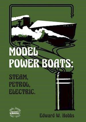 Bog, paperback Model Power Boats af Edward W. Hobbs