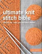 Ultimate Knit Stitch Bible af Collins, Brown