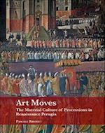 Art Moves (Studies in Medieval and Early Renaissance Art History)
