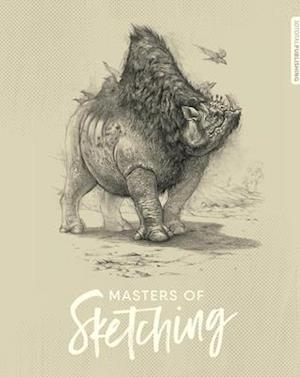 Bog, paperback Masters of Sketching af 3DTotal Publishing