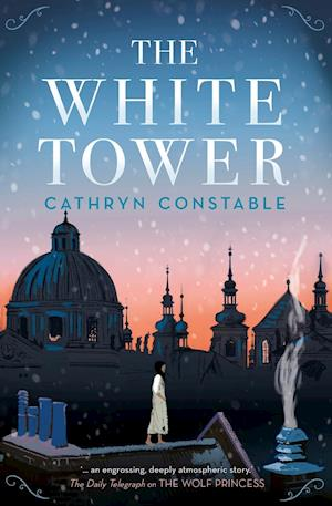 Bog, paperback The White Tower af Cathryn Constable