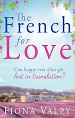 French for Love af Fiona Valpy
