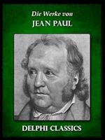 Saemtliche Werke von Jean Paul (Illustrierte) af Jean Paul