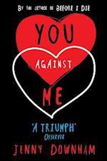 You Against Me af Jenny Downham
