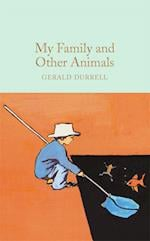 My Family and Other Animals af Gerald Durrell