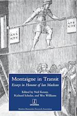 Montaigne in Transit