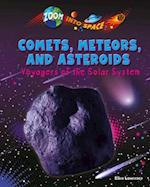 Comets, Meteors, and Asteroids (Zoom into Space)