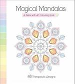 Magical Mandalas (Relax With Art)