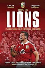 Behind The Lions (Behind the Jersey Series)