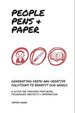 People, Pens & Paper