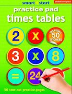 Times Tables (Practice Pads)