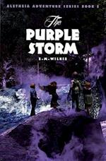 The Purple Storm af Eunice Wilkie