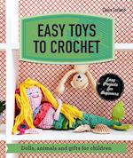 Easy Toys to Crochet af Claire Garland