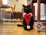 My Sad Cat Christmas Cards
