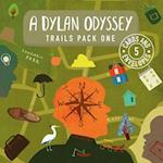 A Dylan Odyssey Notecards af Sarah Edmonds