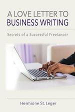 A Love Letter to Business Writing