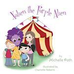 Xalien the Purple Alien af Michelle Path