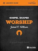 Gospel Shaped Worship Leader's Guide af Jared C Wilson