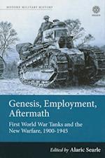 Genesis, Employment, Aftermath (Modern Military History)
