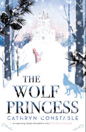 Bog, paperback The Wolf Princess af Cathryn Constable