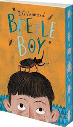 Beetle Boy (The Battle of the Beetles)