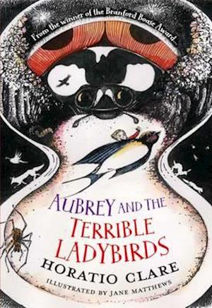 Bog, paperback Aubrey and the Terrible Ladybirds af Horatio Clare