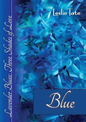 Bog, hæftet Blue af Leslie Tate