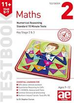 11+ Maths Year 5-7 Testbook 2