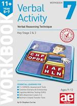 11+ Verbal Activity Year 5-7 Workbook 7 af Stephen C. Curran