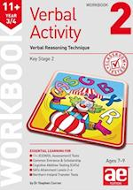 11+ Verbal Activity Year 3/4 Workbook 2