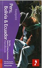 Peru, Bolivia, Ecuador Footprint Handbook af Robert Kunstaetter