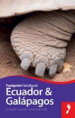 Ecuador & Galapagos af Robert Kunstaetter