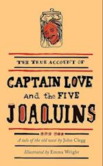 Captain Love and the Five Joaquins (The Emma Press Picks)