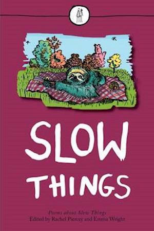Bog, paperback Slow Things af Rachel Piercey