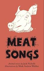 Meat Songs (The Emma Press Picks, nr. 8)